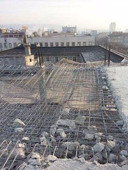 Изкъртване на етаж