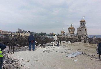 Изкъртване на бетон
