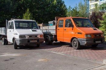 автомобили за превоз на отпадъци